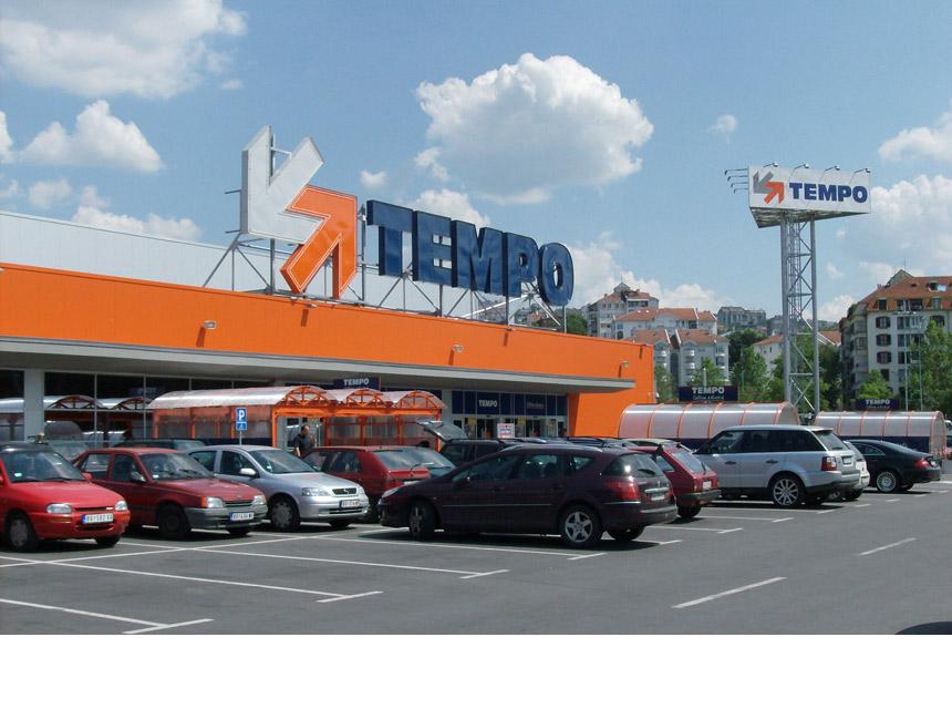 Otvaranje tri Tempo Expressa u Beogradu