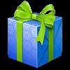 Novogodišnji poklona za decu