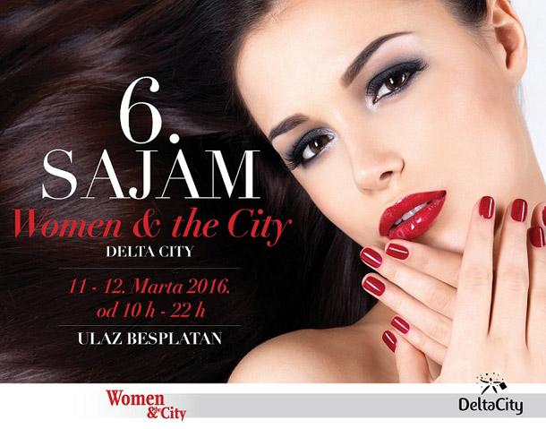 Sajam Women & the City u Delta Cityju!