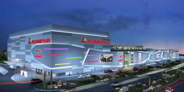 Uskoro - Tržni centar umesto stare fabrike na Karaburmi
