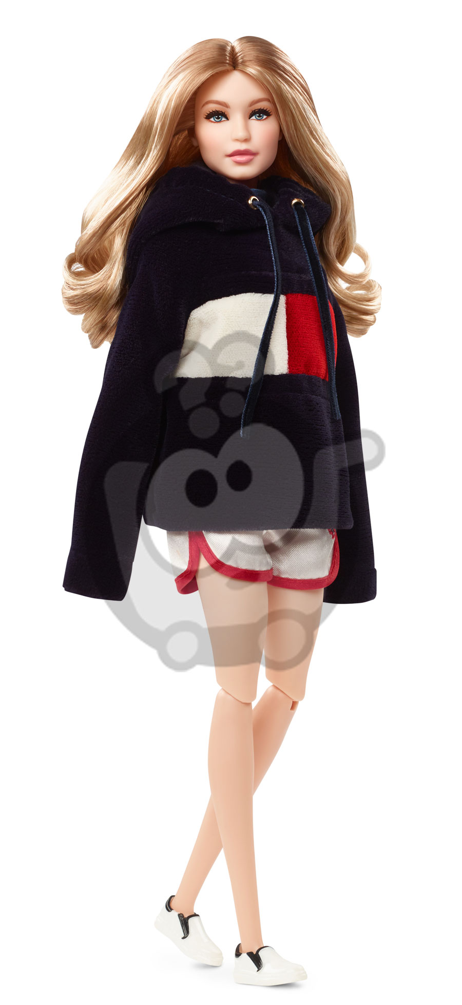 GIGI HADID Barbie lutka u saradnji sa brendom TOMMY HILFIGER