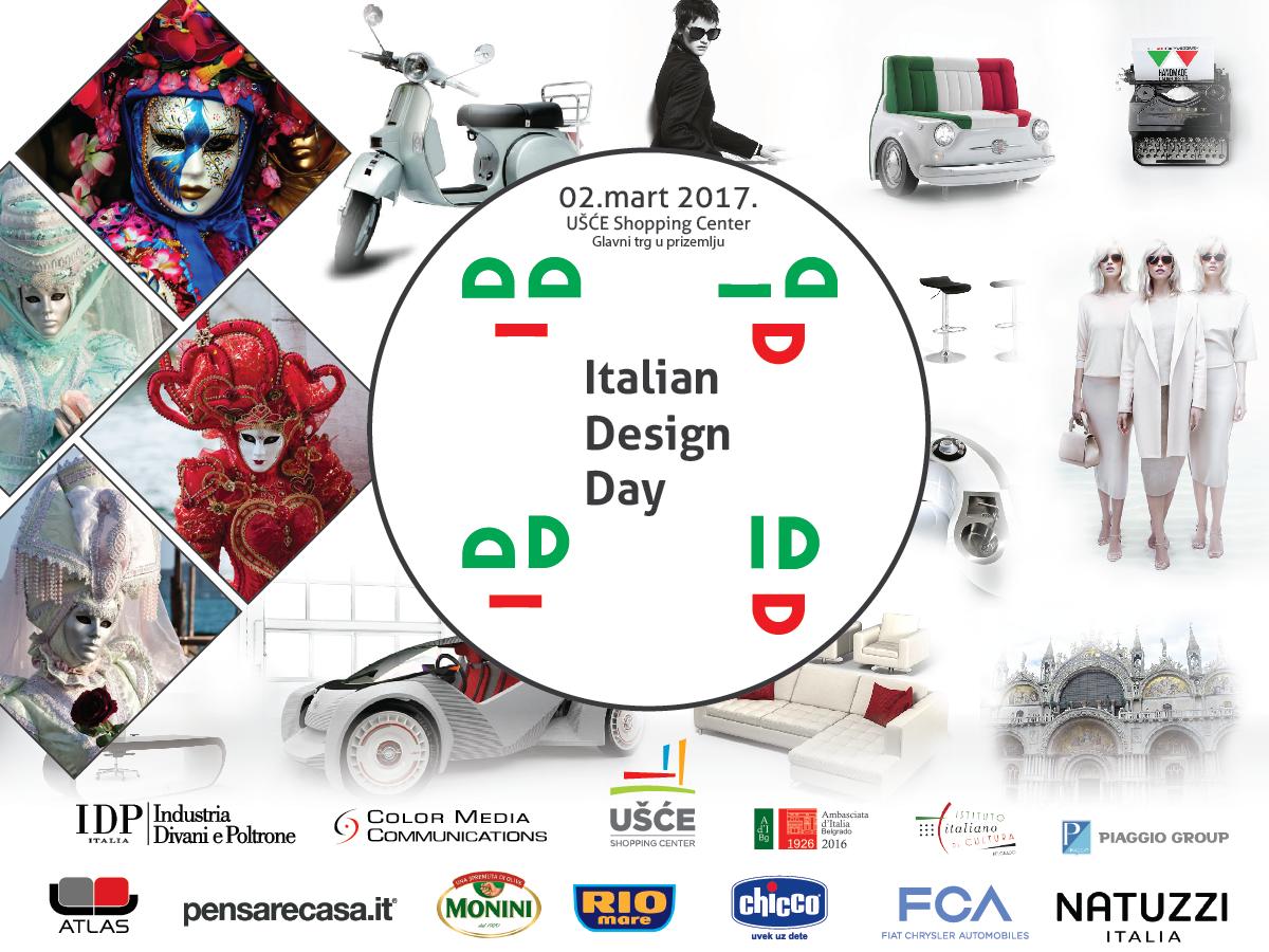 PRVI DAN ITALIJANSKOG DIZAJNA U SVETU