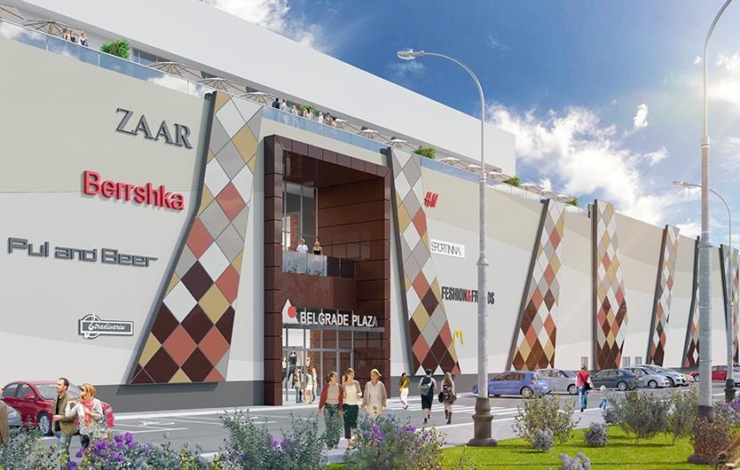 Big Fashion Shopping Center Beograd