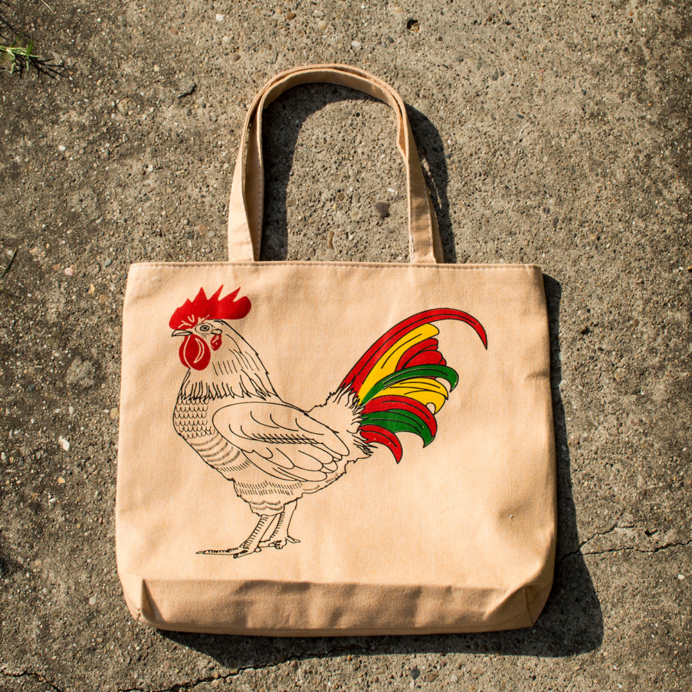 Ceger torba Retro - ROOSTER