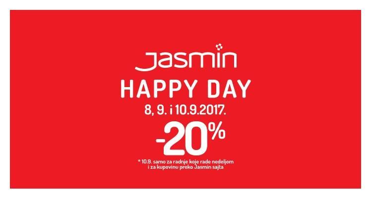 Jasmin Happy day!