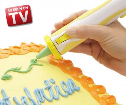 Olovka-špric za dekoraciju torti