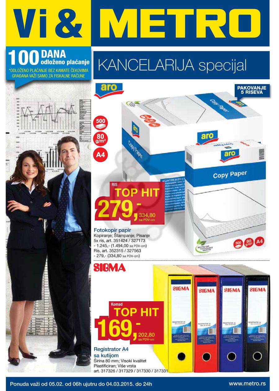 Katalog Akcija Kancelarija
