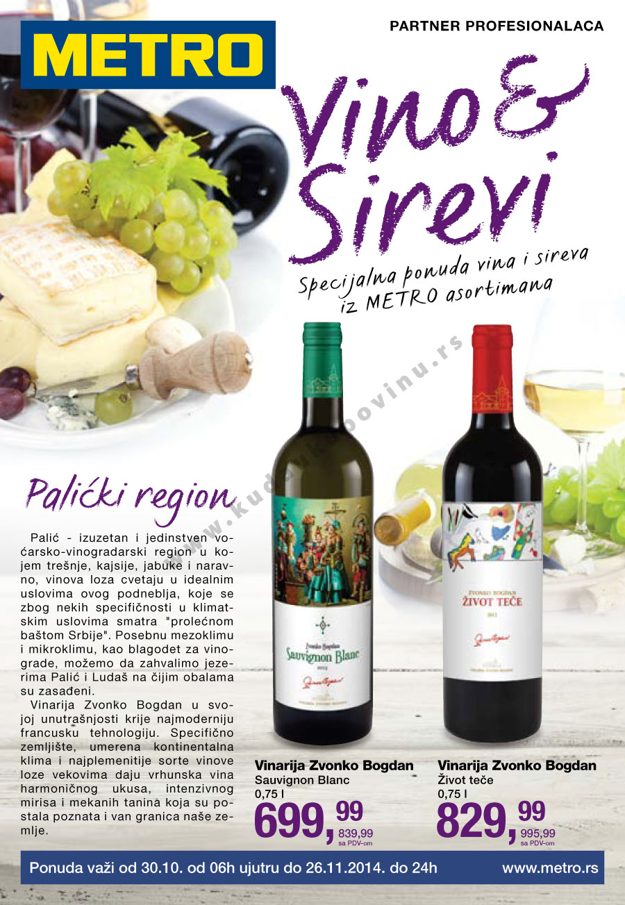 Katalog Akcija Vino