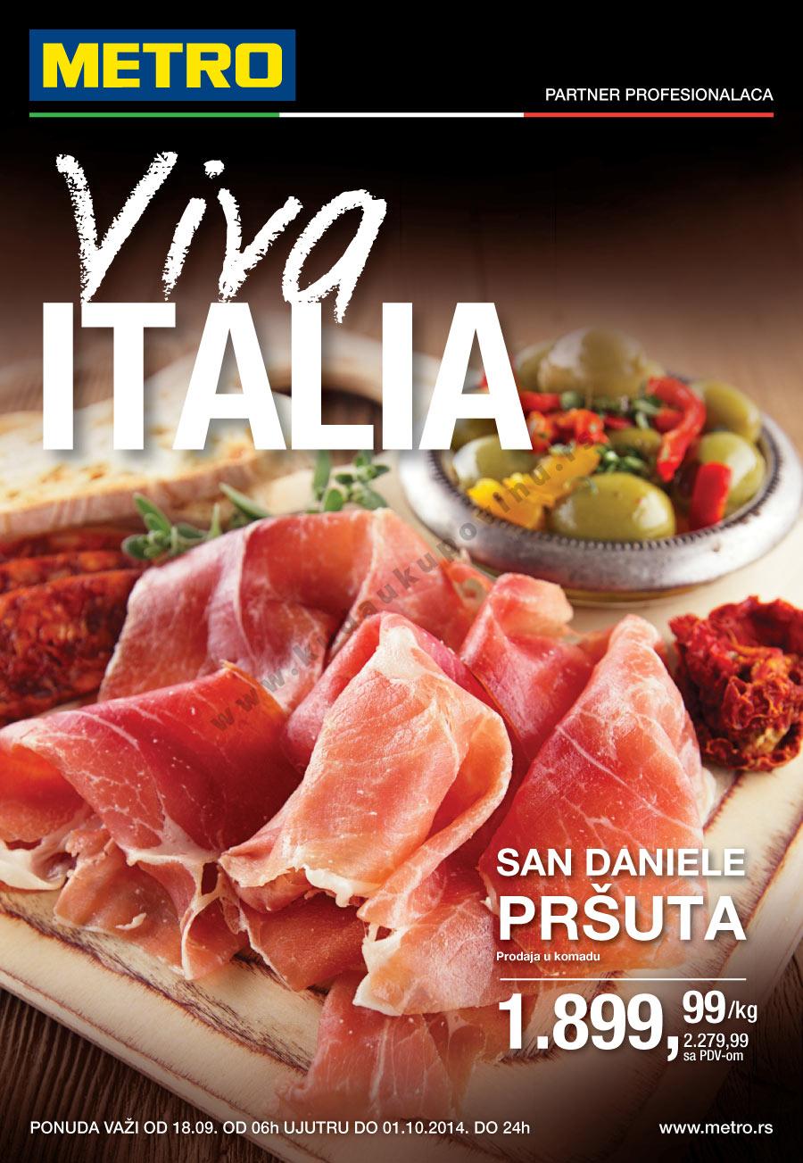 Katalog Akcija Viva Italia