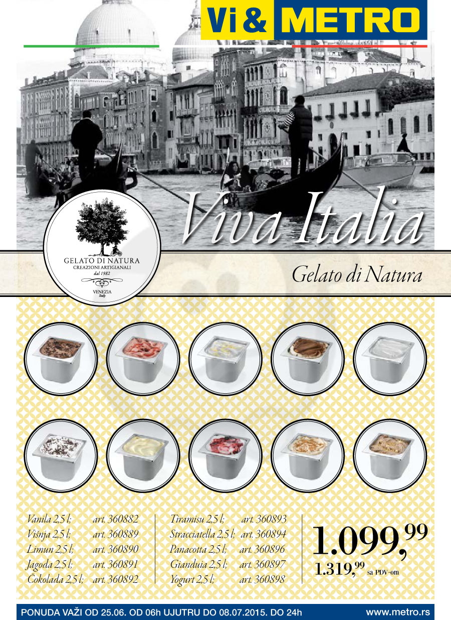 Akcija - Viva Italia