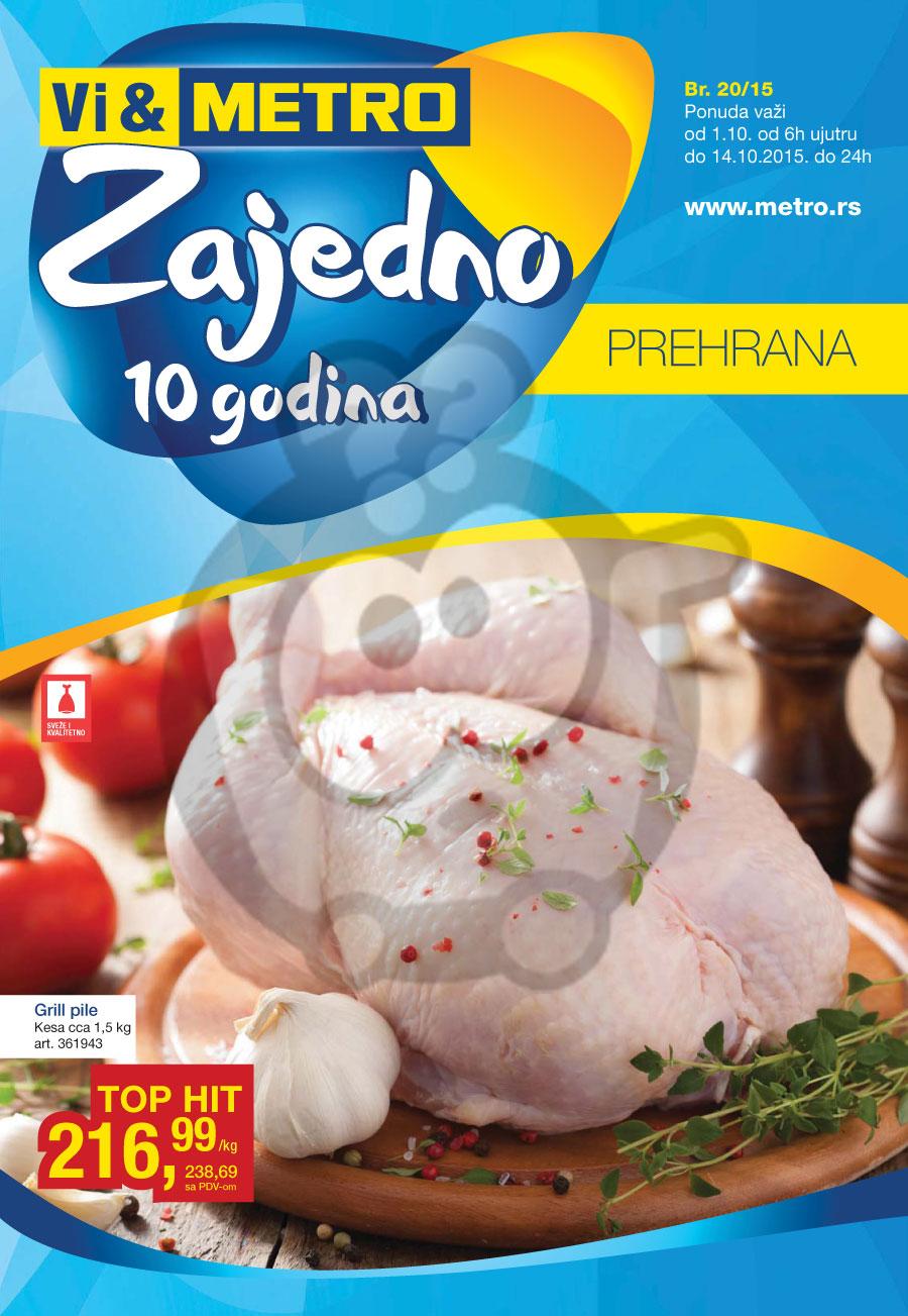 Katalog Akcija Hrana