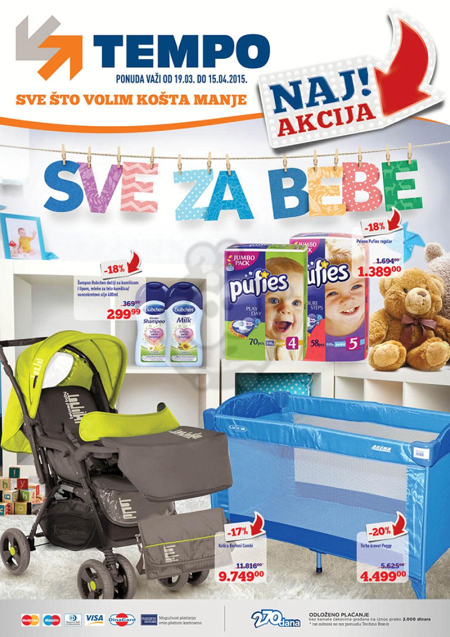 Akcija Sve za bebe
