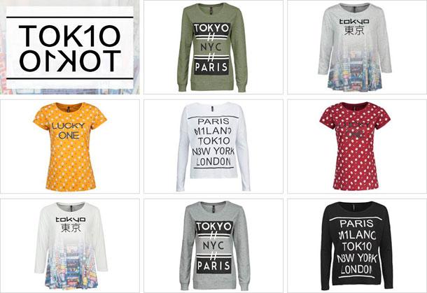 NEW YORKER - OH taj daleki Japan - Tokio stil
