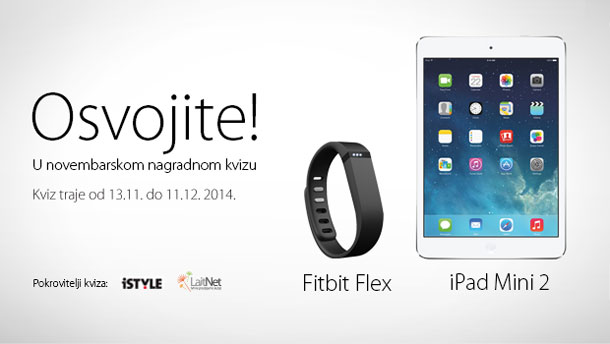 Tech Lifestyle nagradni kviz!