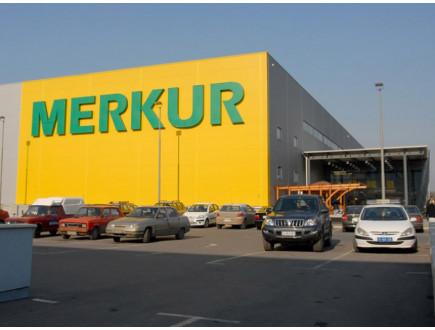 Novi Merkur centar na Karaburmi - otvaranje 15. oktobra u 12h
