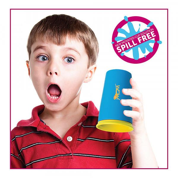 WoW Kids Cup - Čaša za decu protiv prosipanja i curenja
