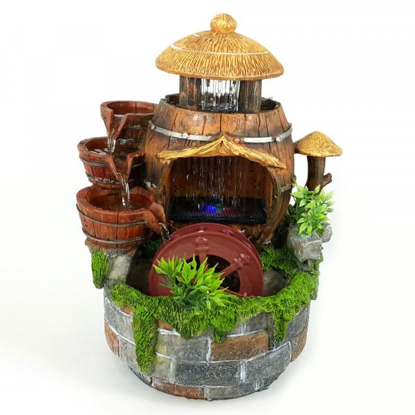 Dekorativna sobna fontana - Mill Barel