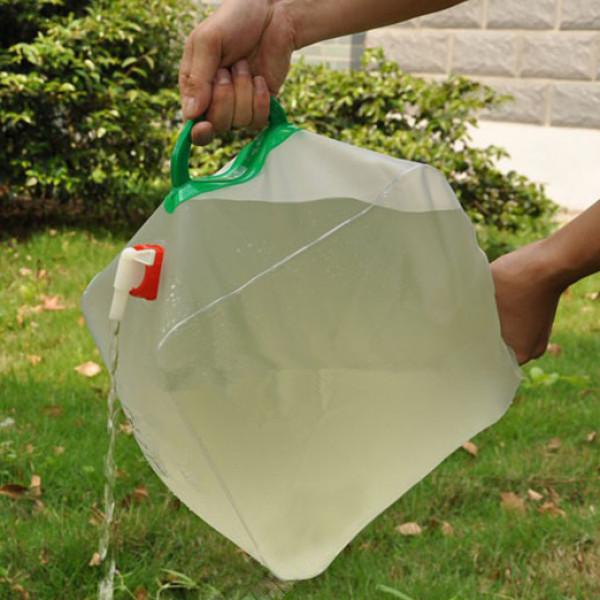 Prenosivi balon za vodu na sklapanje