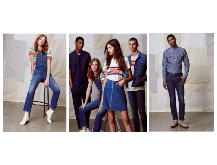LEVI'S ORANGE TAB ZA PROLEĆE 2017