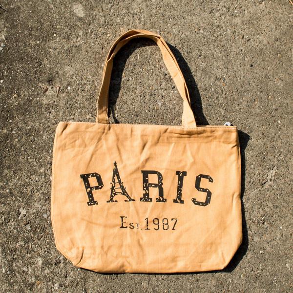 Ceger torba Retro - PARIS 1987
