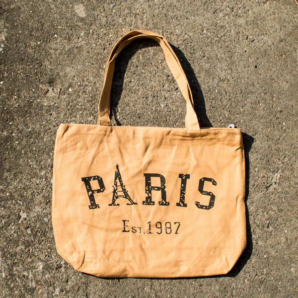 Torba za plažu Retro - PARIS 1987
