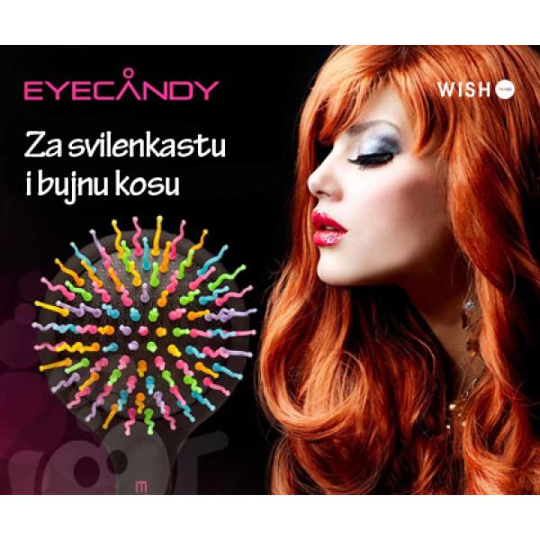 EyeCandy - Četka za svilenkastu i bujnu kosu