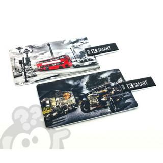 K-SMART USB memorija u obliku platne kartice