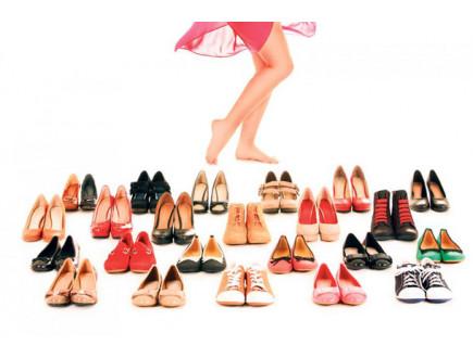 Pet pravila za kupovinu cipela!