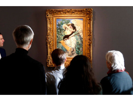 Devet najskupljih umetnina u 2014.