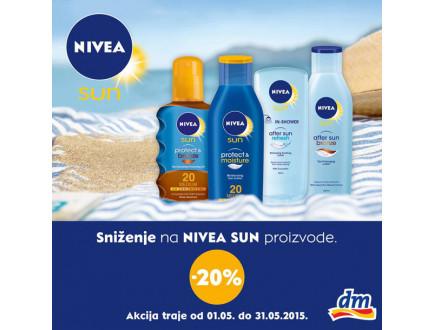 Priprema za more i letnju sezonu uz dm i Nivea Sun