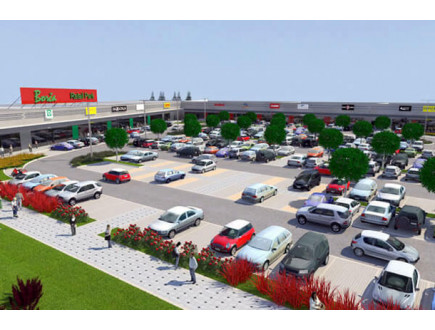 Novi tržni centar uskoro na levoj obali Dunava