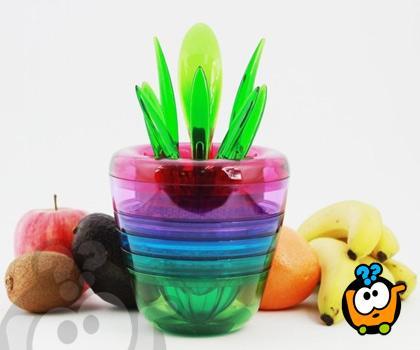 Fruits Plant - Višenamenski set za voće