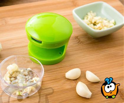 Garlic Chopper - Moćni sekač belog luka