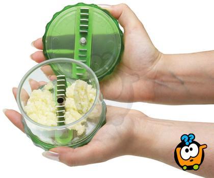 Garlic Pro sekač luka + POKLON
