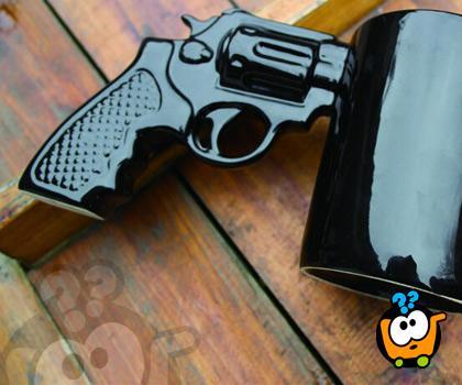 Kreativna šolja - Revolver
