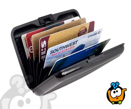 Moderan novčanik za dokumenta
