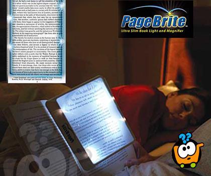 Page Brite - Magičan okvir za jasnije čitanje