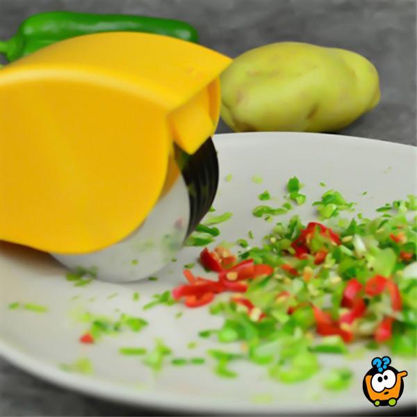 Rolling Herb Mincer - Secko za začine i povrće