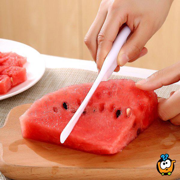 Magičan nožić za sečenje dinja i lubenica