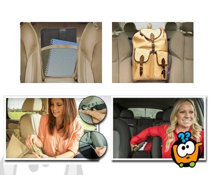Purse Pouch - Organizer za auto