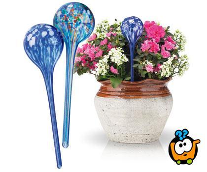 Aqua Globes - Set za zalivanje biljki