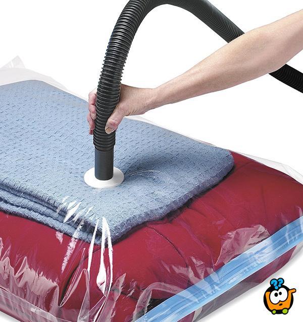Vakuum kese za odlaganje odeće