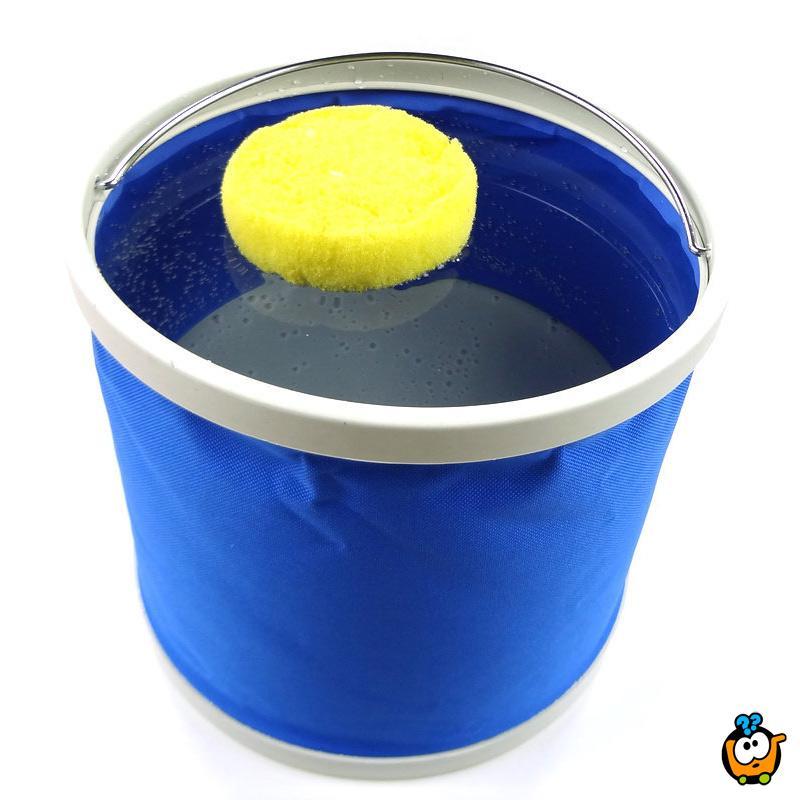 Genijalna kofa za vodu na sklapanje