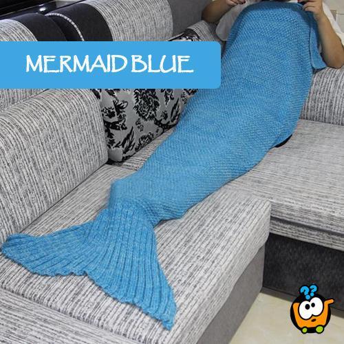 Mermaid Blanket - Bajkovito sirena ćebe