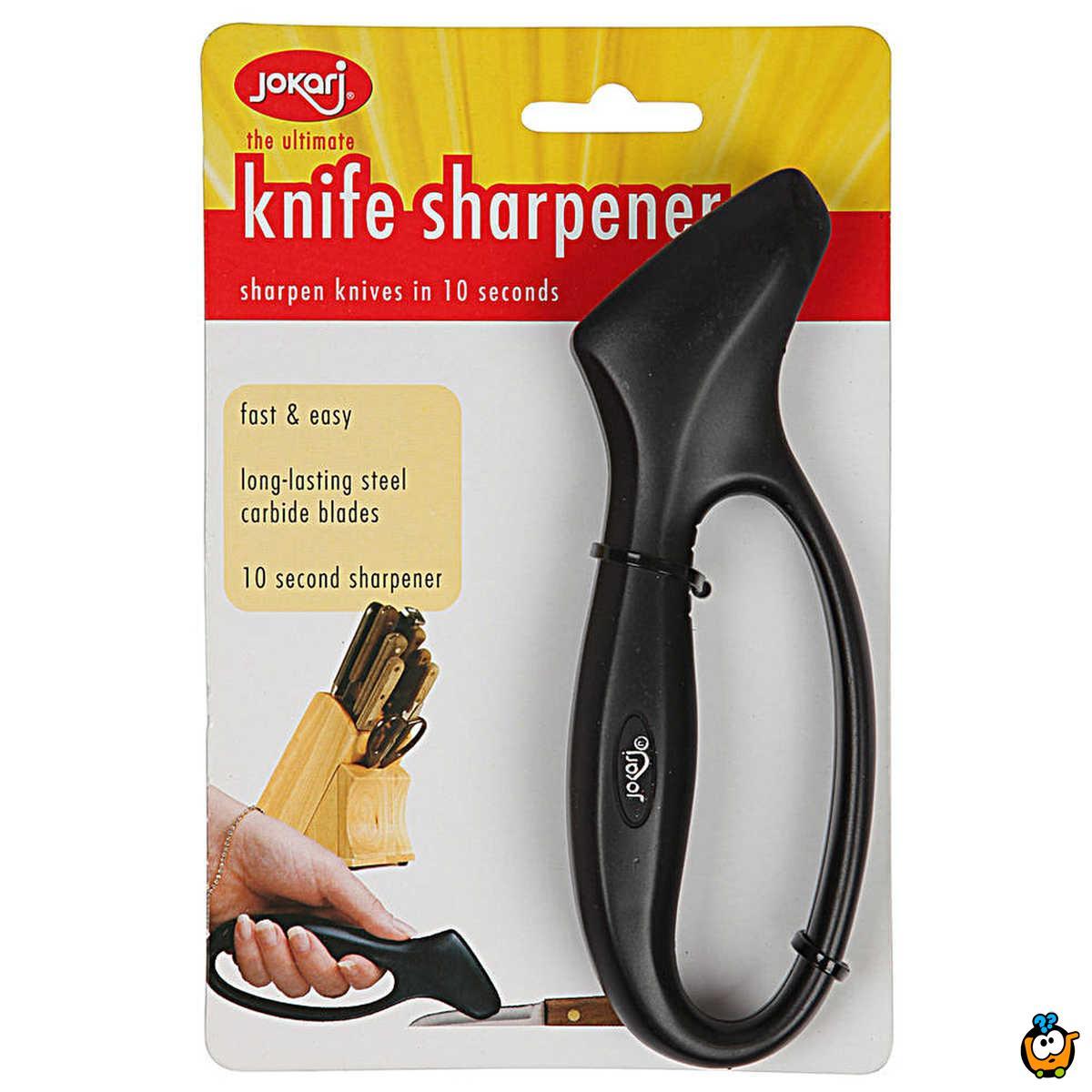 Praktičan oštrač noževa