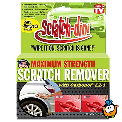 Scratch-Dini - Vosak za uklanjanje ogrebotina na automobilu