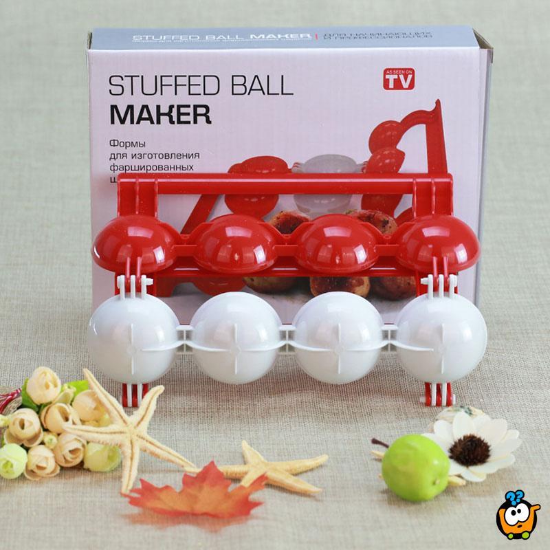 Stuffed Ball Maker - Modla za Vaše omiljene punjene ćufte