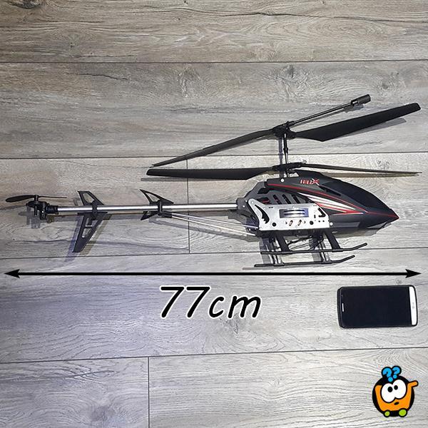 MEGA RC helikopter 77 cm - Otporan na udarce