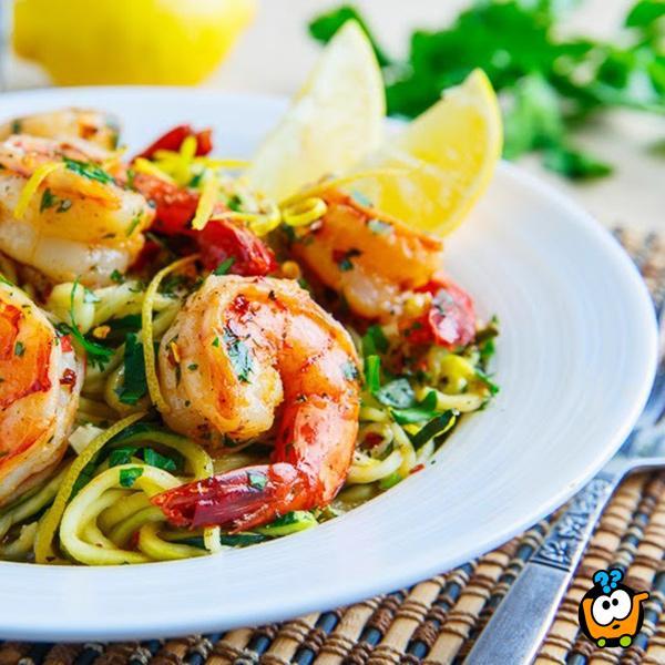 Veggetti - Spiralni secko za rezanca od povrća