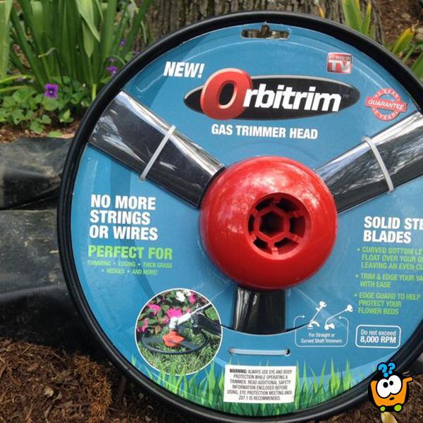 Orbi-Trim višenamenski rotirajući dodatak za trimer